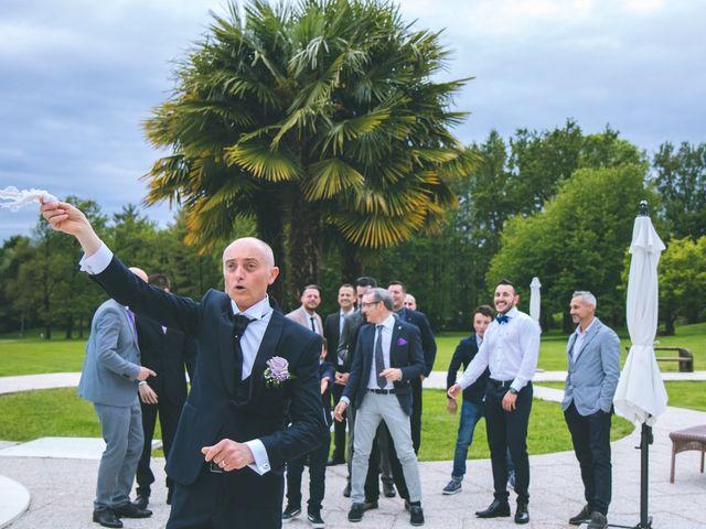 Il matrimonio di Angelo e Stefania a Gornate-Olona, Varese 205