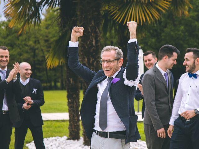 Il matrimonio di Angelo e Stefania a Gornate-Olona, Varese 206