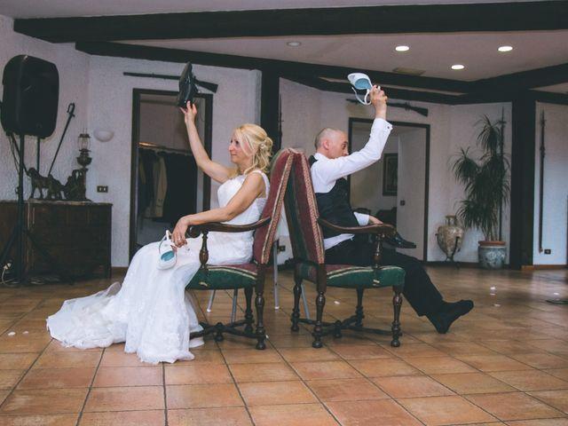 Il matrimonio di Angelo e Stefania a Gornate-Olona, Varese 208