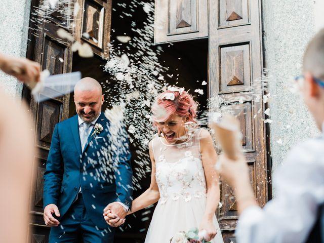 Il matrimonio di Domenico e Valentina a Merone, Como 12