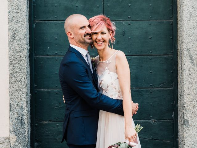 Il matrimonio di Domenico e Valentina a Merone, Como 13