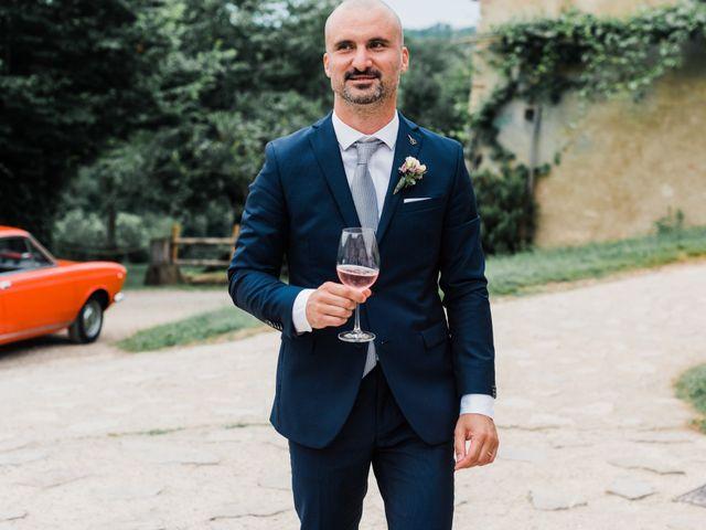 Il matrimonio di Domenico e Valentina a Merone, Como 15