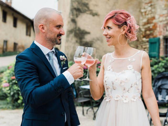 Il matrimonio di Domenico e Valentina a Merone, Como 16