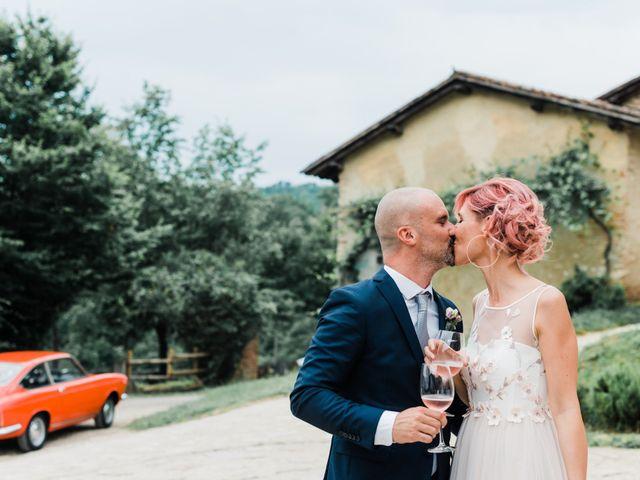 Il matrimonio di Domenico e Valentina a Merone, Como 17
