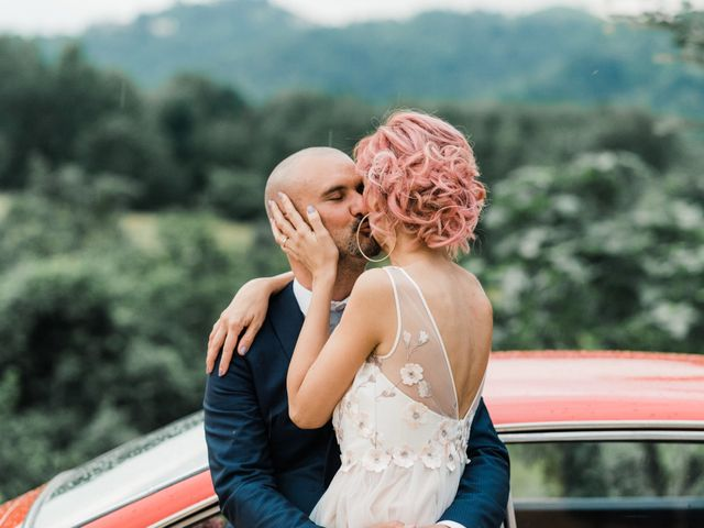 Il matrimonio di Domenico e Valentina a Merone, Como 18