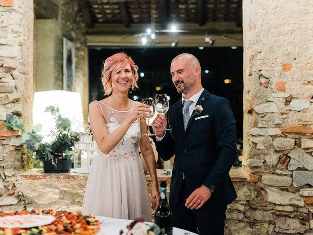 Il matrimonio di Domenico e Valentina a Merone, Como 21