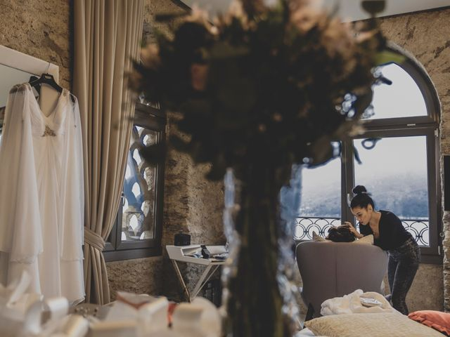 Il matrimonio di Renato e Valentina a Luino, Varese 5