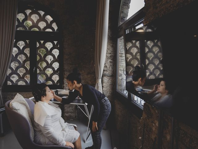 Il matrimonio di Renato e Valentina a Luino, Varese 7