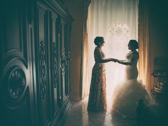 Il matrimonio di Peppe e Caro a Riesi, Caltanissetta 28