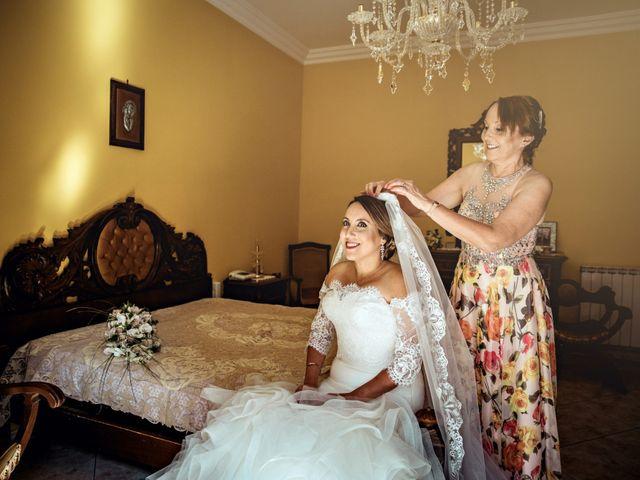 Il matrimonio di Peppe e Caro a Riesi, Caltanissetta 29