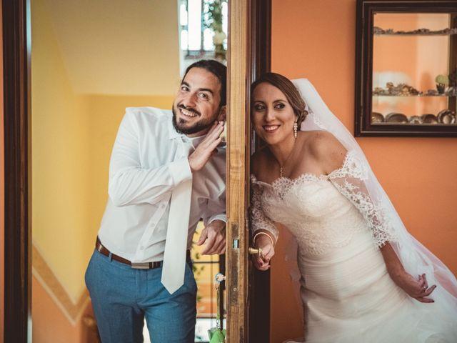 Il matrimonio di Peppe e Caro a Riesi, Caltanissetta 31