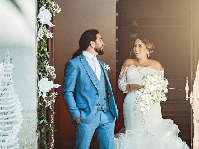 Il matrimonio di Peppe e Caro a Riesi, Caltanissetta 33