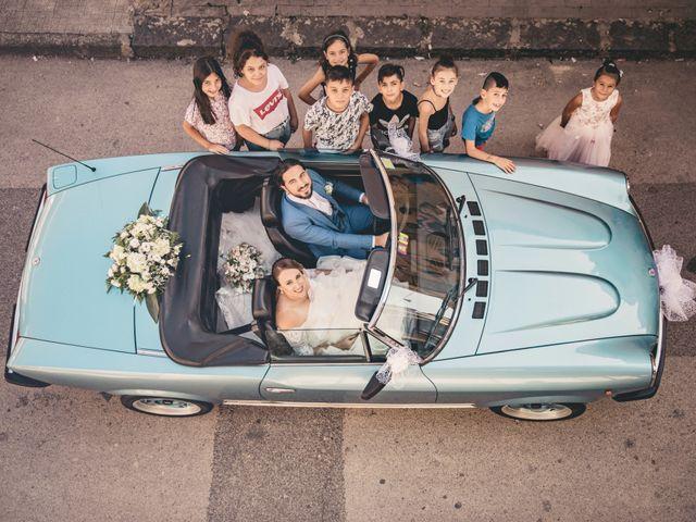 Il matrimonio di Peppe e Caro a Riesi, Caltanissetta 34