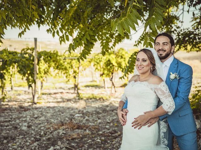Il matrimonio di Peppe e Caro a Riesi, Caltanissetta 40