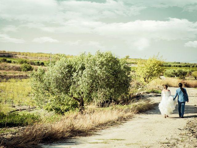 Il matrimonio di Peppe e Caro a Riesi, Caltanissetta 41