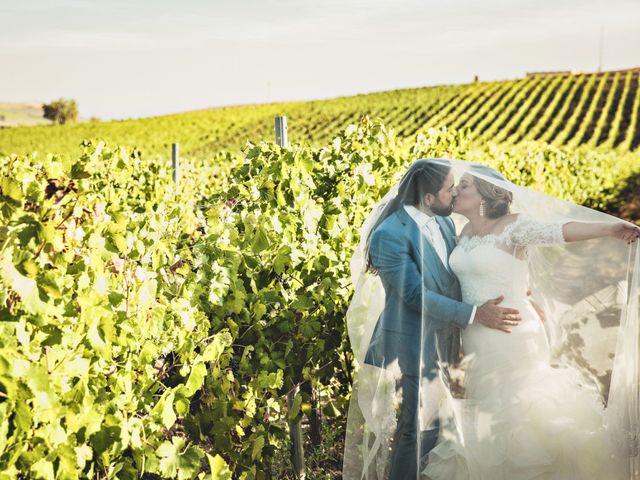 Il matrimonio di Peppe e Caro a Riesi, Caltanissetta 43