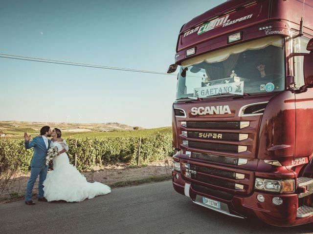 Il matrimonio di Peppe e Caro a Riesi, Caltanissetta 45