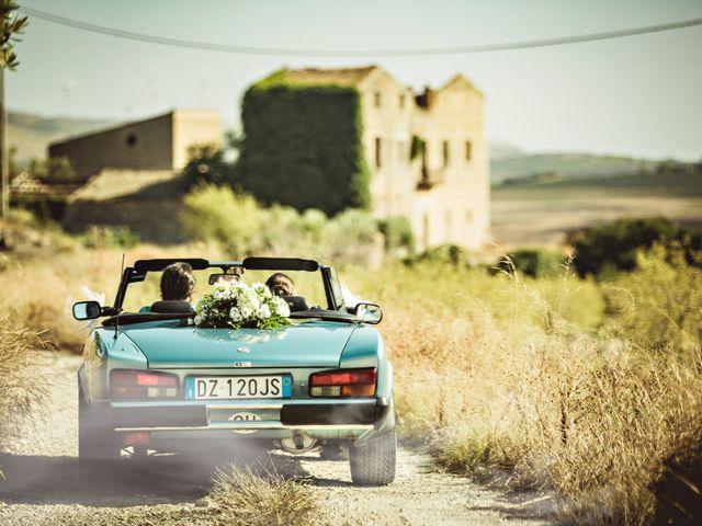 Il matrimonio di Peppe e Caro a Riesi, Caltanissetta 46