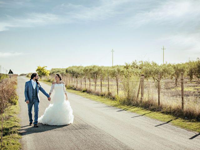 Il matrimonio di Peppe e Caro a Riesi, Caltanissetta 48