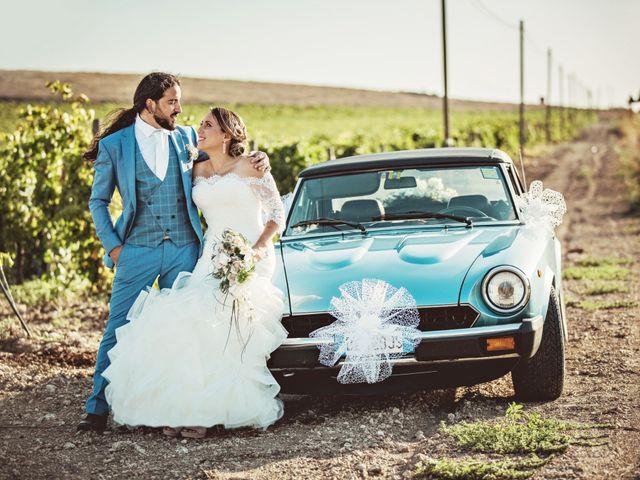 Il matrimonio di Peppe e Caro a Riesi, Caltanissetta 54