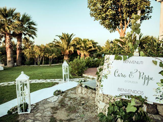 Il matrimonio di Peppe e Caro a Riesi, Caltanissetta 55