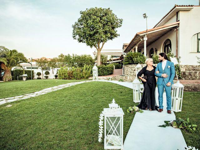 Il matrimonio di Peppe e Caro a Riesi, Caltanissetta 57