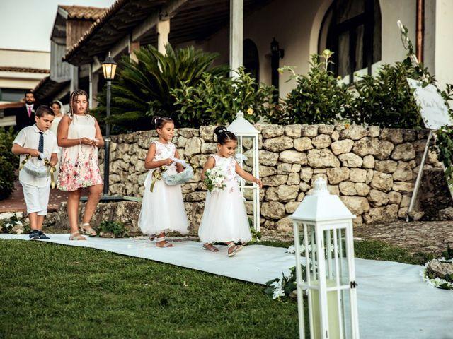 Il matrimonio di Peppe e Caro a Riesi, Caltanissetta 58