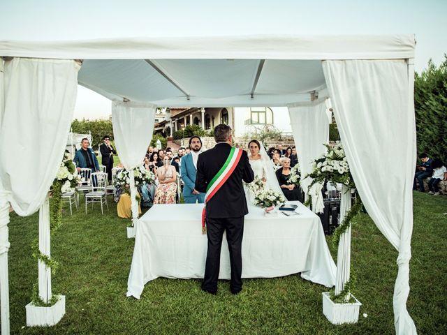 Il matrimonio di Peppe e Caro a Riesi, Caltanissetta 61