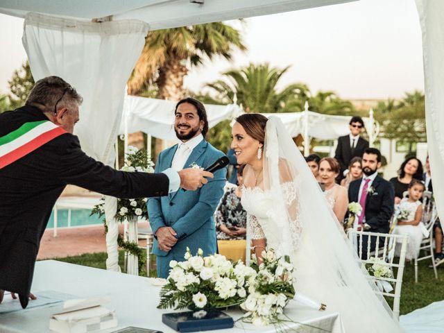 Il matrimonio di Peppe e Caro a Riesi, Caltanissetta 62