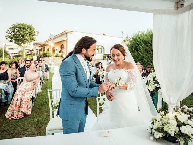 Il matrimonio di Peppe e Caro a Riesi, Caltanissetta 63