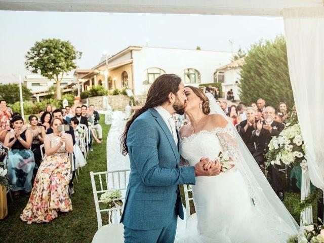Il matrimonio di Peppe e Caro a Riesi, Caltanissetta 65