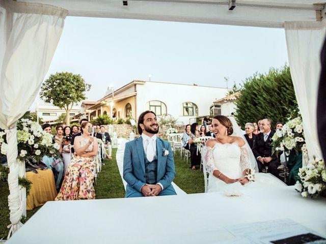 Il matrimonio di Peppe e Caro a Riesi, Caltanissetta 66