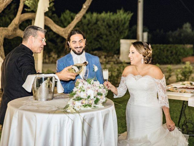 Il matrimonio di Peppe e Caro a Riesi, Caltanissetta 72