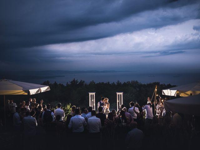 Il matrimonio di Marko e Sara a Trieste, Trieste 2