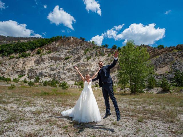 Il matrimonio di Giuseppe e Angela a Potenza, Potenza 3