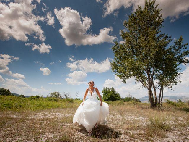 Il matrimonio di Giuseppe e Angela a Potenza, Potenza 4