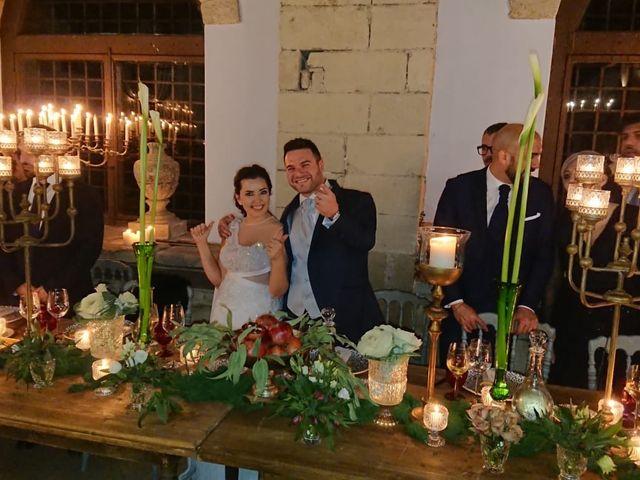 Le nozze di Tarcisio  e Stefania