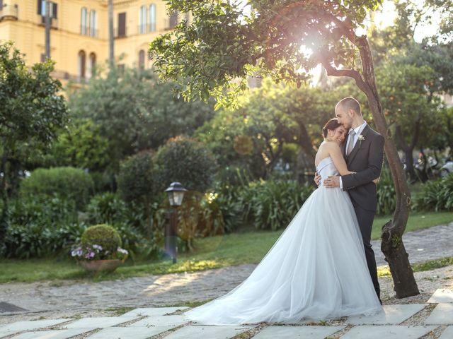 le nozze di Marcella e Gionatan