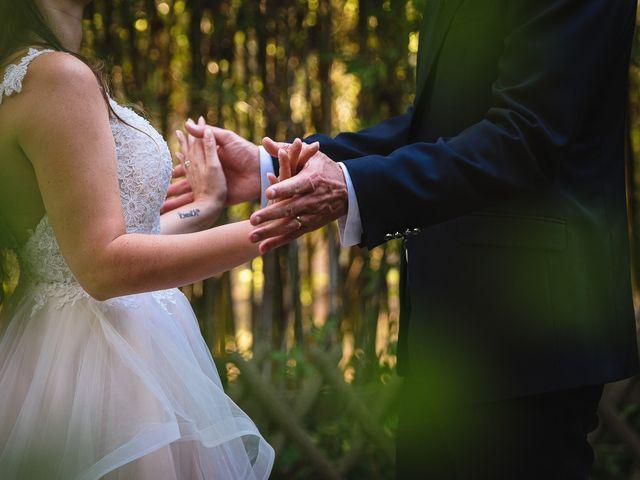 Le nozze di Maurizio e Giovanna