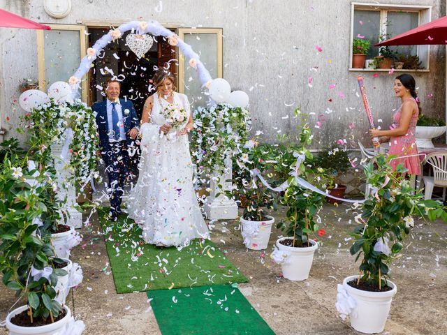 Il matrimonio di Dionigi e Diana a Agropoli, Salerno 41