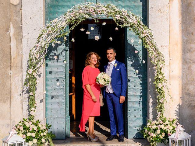 Il matrimonio di Dionigi e Diana a Agropoli, Salerno 44