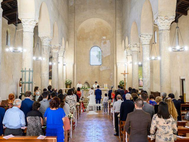 Il matrimonio di Dionigi e Diana a Agropoli, Salerno 48