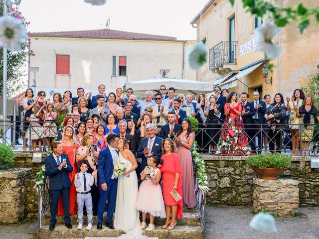Il matrimonio di Dionigi e Diana a Agropoli, Salerno 52