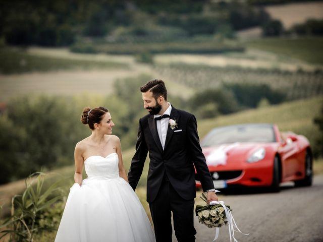 Le nozze di Jenny e Antimo