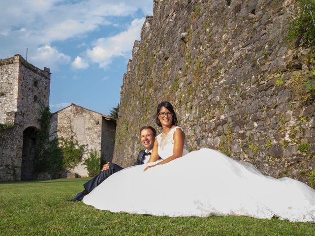 Le nozze di Simone e Chiara
