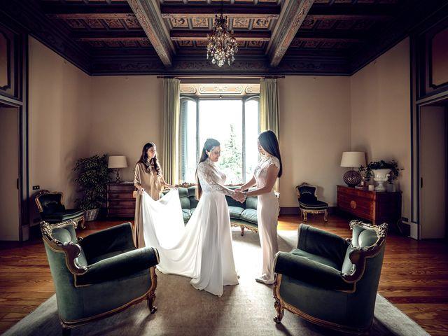 Il matrimonio di Matteo e Chiara a Varese, Varese 8