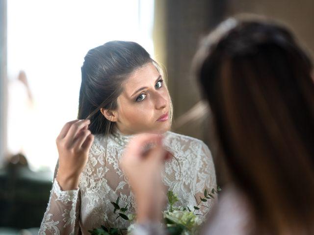 Il matrimonio di Matteo e Chiara a Varese, Varese 10