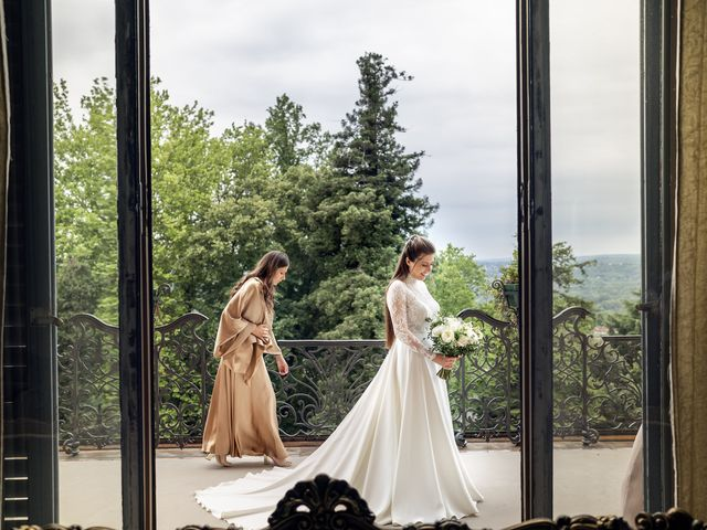 Il matrimonio di Matteo e Chiara a Varese, Varese 12