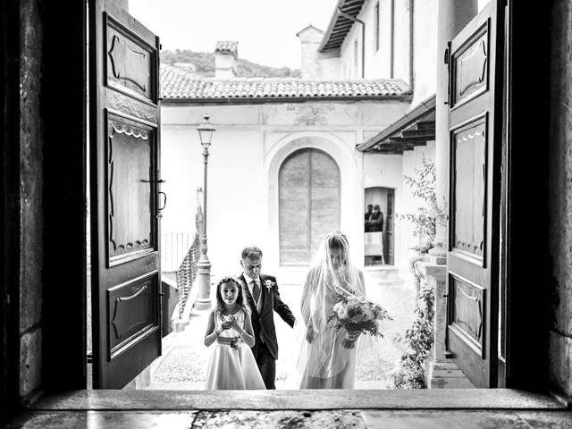 Il matrimonio di Matteo e Chiara a Varese, Varese 14