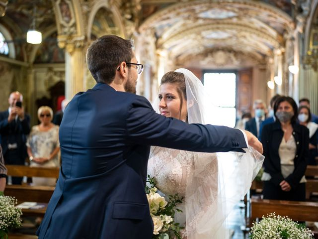 Il matrimonio di Matteo e Chiara a Varese, Varese 15